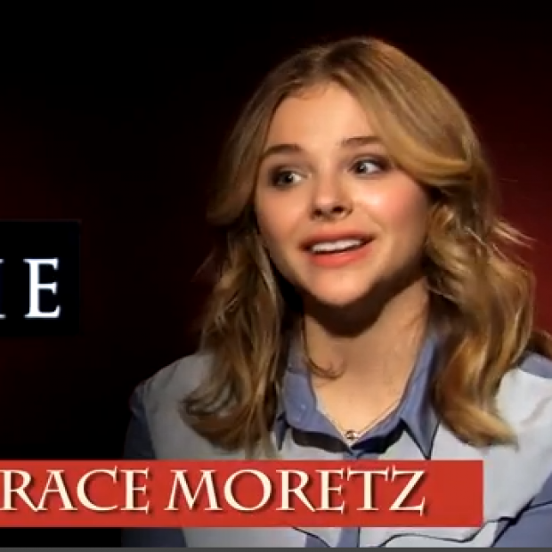 "Chloe Grace Moretz – ""CARRIE"" Interview"
