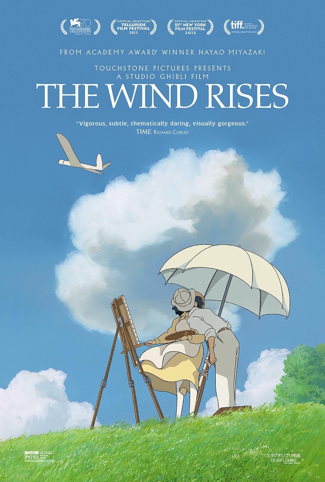 Kijken The Wind Rises 2013