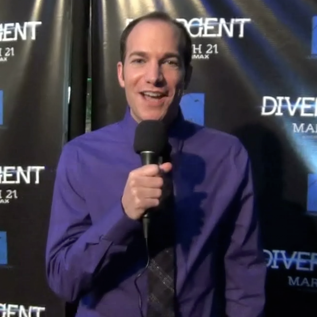 Divergent Premiere – Red Carpet Interviews