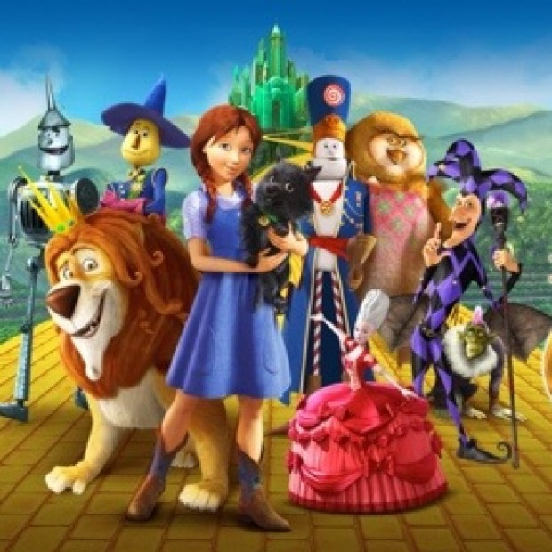 Enter to win! Legends of Oz Red Carpet and Screening