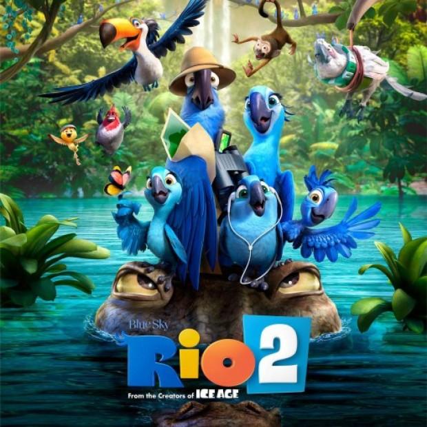 Rio 2 Review