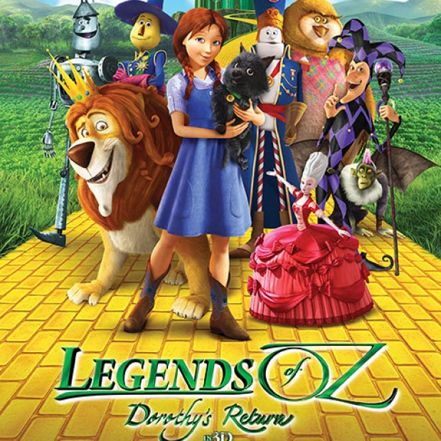 Legends of Oz: Dorothy's Return Review