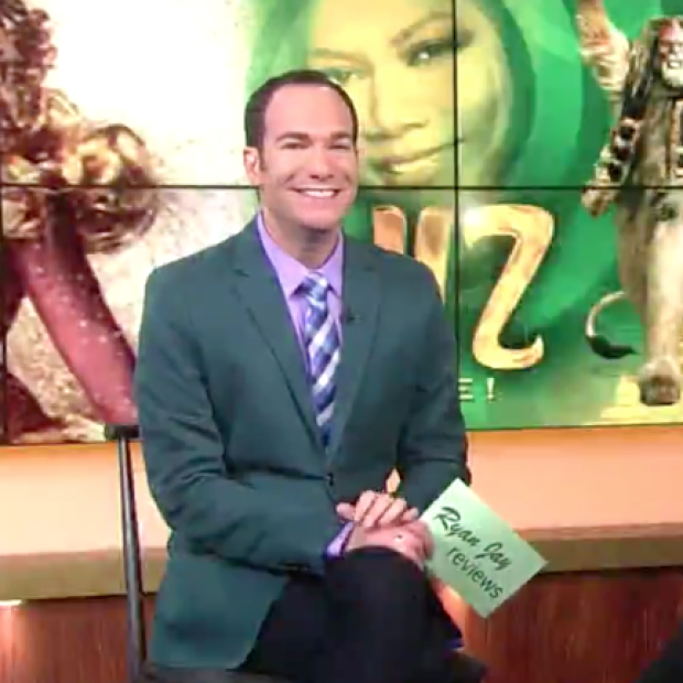 The Wiz Live! Preview with Cast Interviews