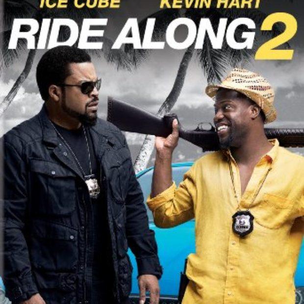 Win Ride Along 2 on Blu-ray!