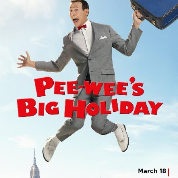 Pee-wee's Big Holiday Review