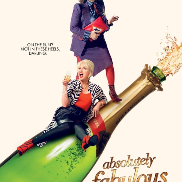 Absolutely Fabulous: The Movie Review