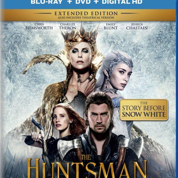 Win The Huntsman: Winter's War on Blu-ray & DVD