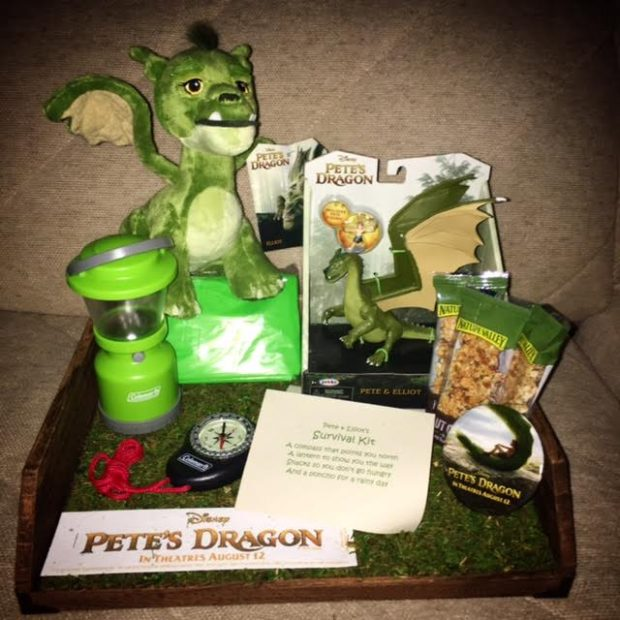 Giveaway: Pete's Dragon Survival Prize Pack