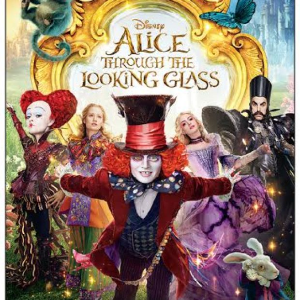 Win: Alice Through the Looking Glass Digital Download