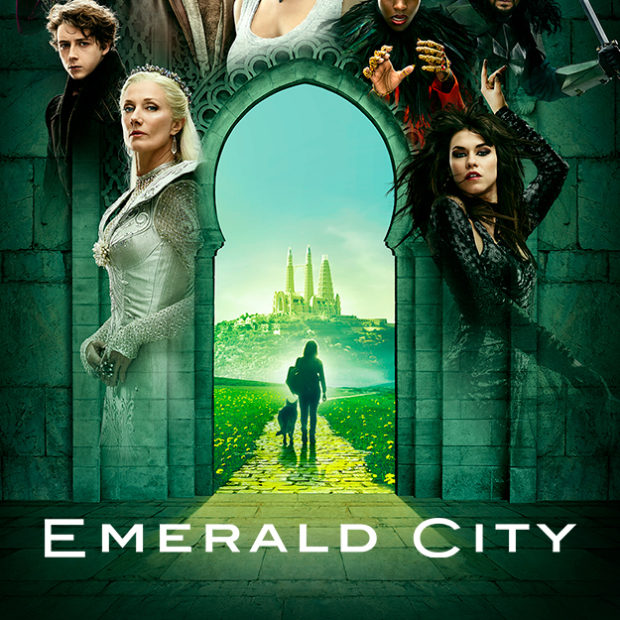 Win an Exclusive Emerald City Poster!
