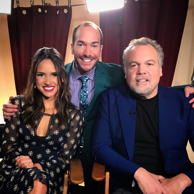 Exclusive Emerald City Interview – Vincent D'Onofrio & Adria Arjona