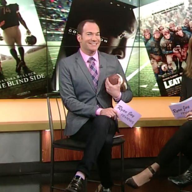On TV: Best Football Movies