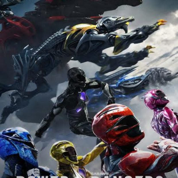 Win: Free Tickets to See Power Rangers