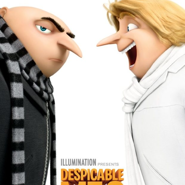 Win Despicable Me 3 Prize Pack!