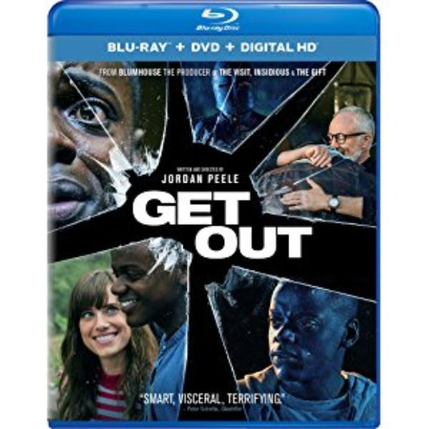 Win Get Out Blu-ray/DVD