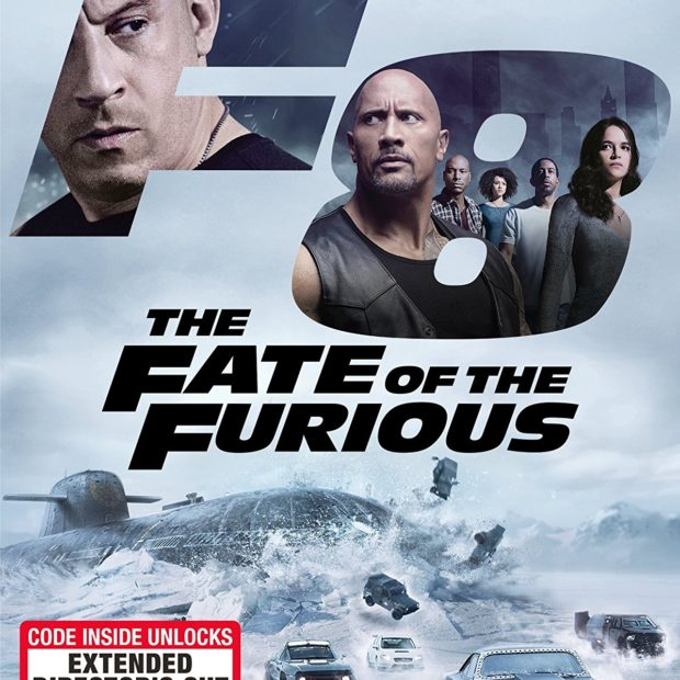 Win The Fate of the Furious Blu-ray/DVD!
