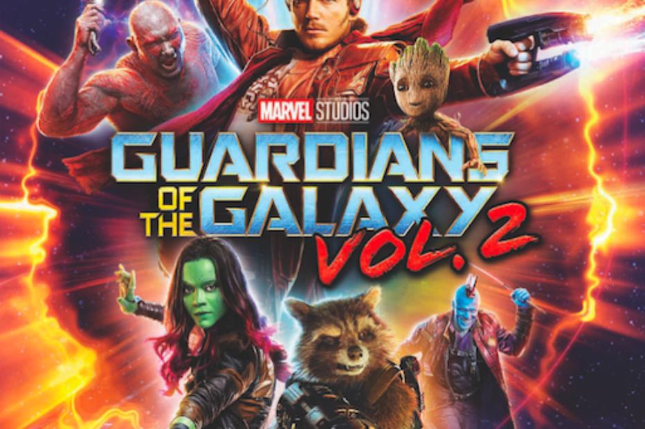 Win Guardians of the Galaxy Vol. 2 HD Digital!