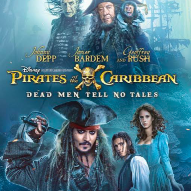 Win Pirates of the Caribbean: Dead Men Tell No Tales HD Digital!