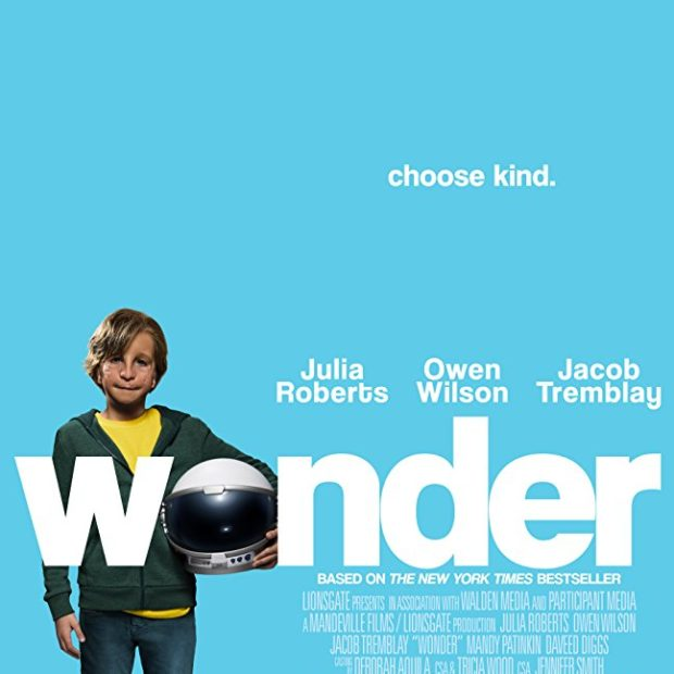Win Free Movie Tickets to Wonder!
