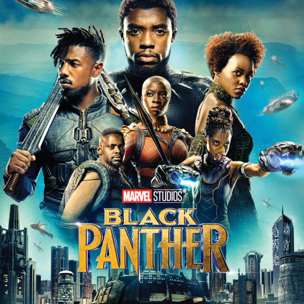 Win: Black Panther HD Digital Copy