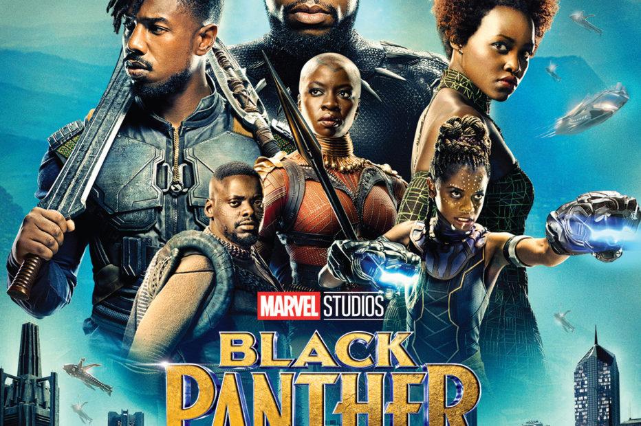 Win: Black Panther HD Digital Copy