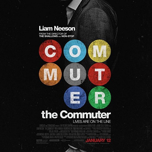 Win: The Commuter Prize Pack