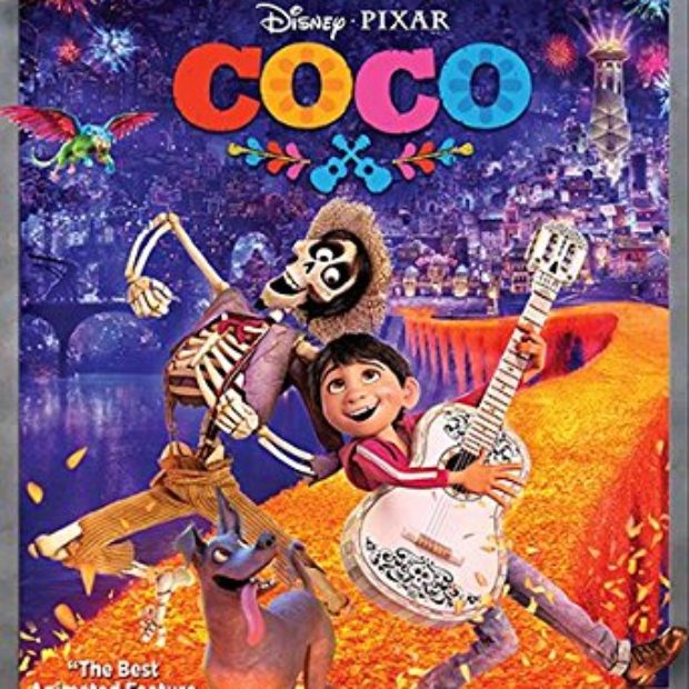 Win: Disney Movies – Coco and Lady & The Tramp