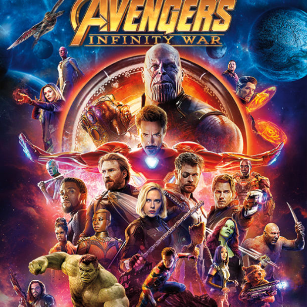 Win: AVENGERS: INFINITY WAR HD Digital
