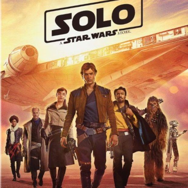 Win: Solo: A Star Wars Story HD Digital