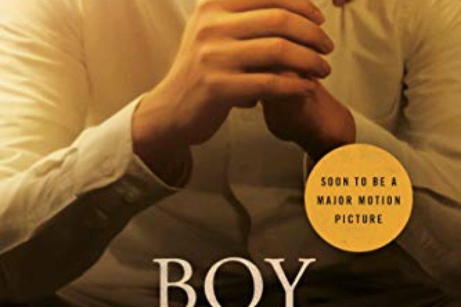 Win: Boy Erased Book
