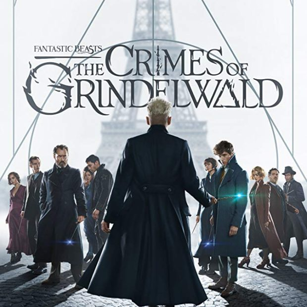 Win: FB: The Crimes of Grindelwald Swag