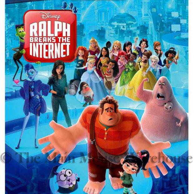 Win: Ralph Breaks the Internet HD Digital