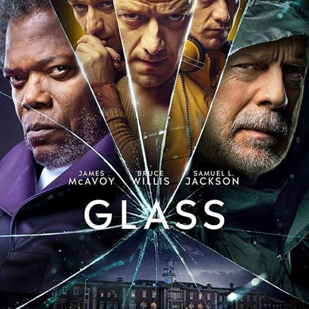 Win: Glass Blu-ray