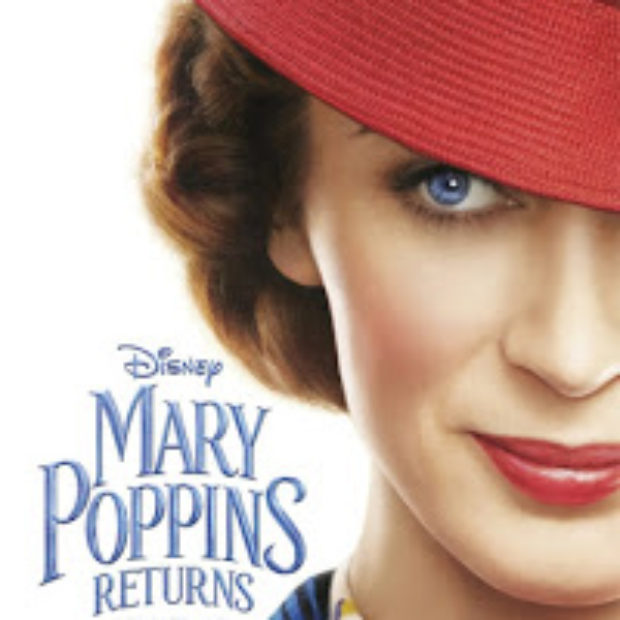 Win: Mary Poppins Returns HD Digital