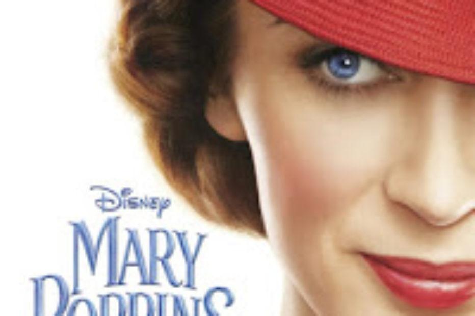 Win: Mary Poppins Returns HD Digital