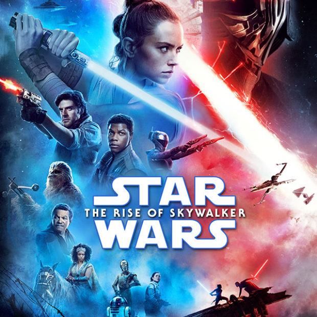 Win: Star Wars: The Rise of Skywalker HD Digital Copy