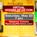 The Lovebirds, The Painter and the Thief, Virtual Wizard of Oz Con review