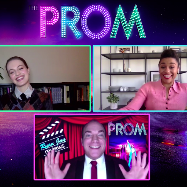 The Prom – Full Interview