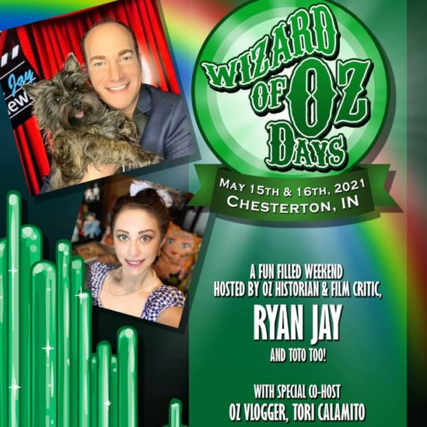 Wizard of Oz Days – May 15 & 16