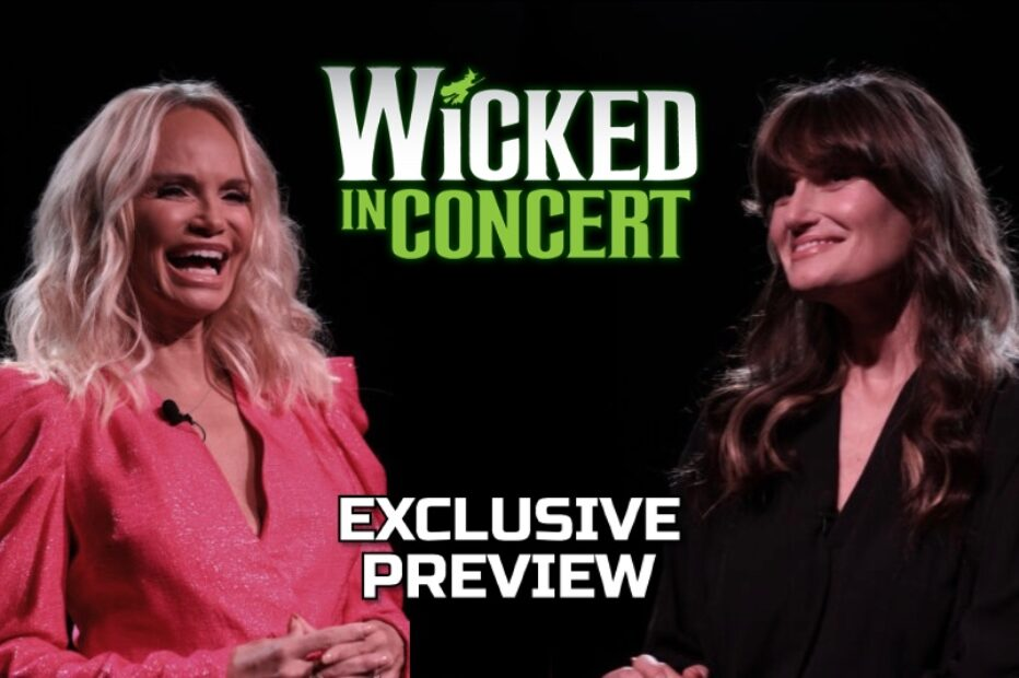 Wicked in Concert – Exclusive Interview