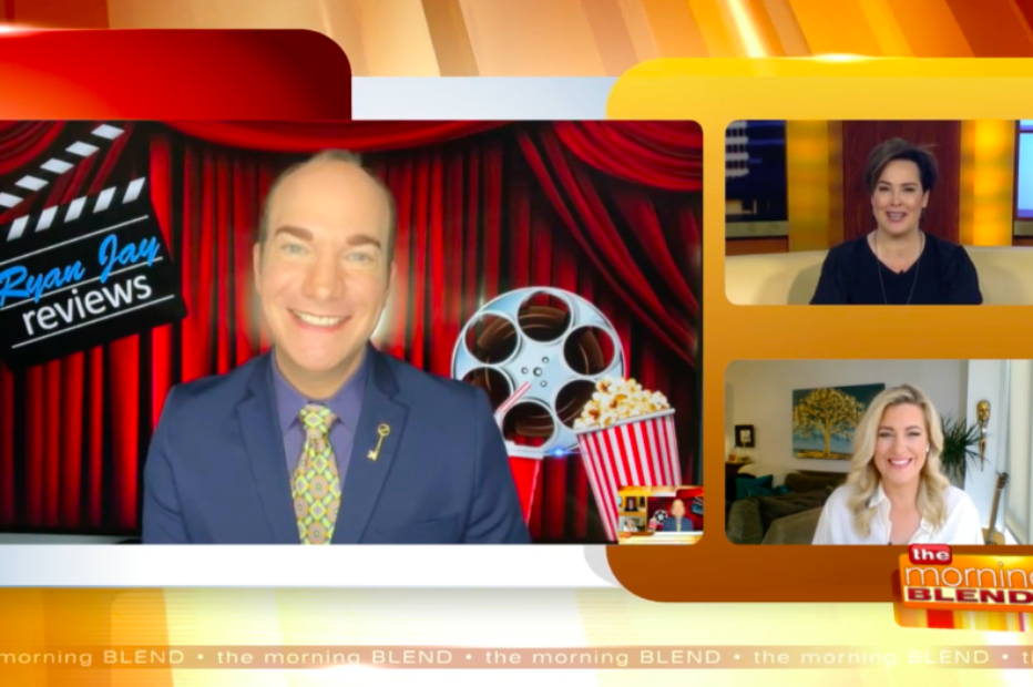 Film critic Ryan Jay reviews new movies  Queenpins, Come From Away, Kate, Small Engine Repair Review
